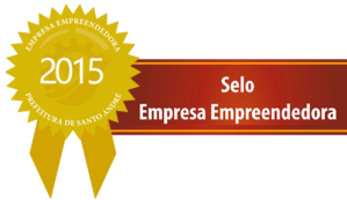 Selo Empresa Empreendedora 2015