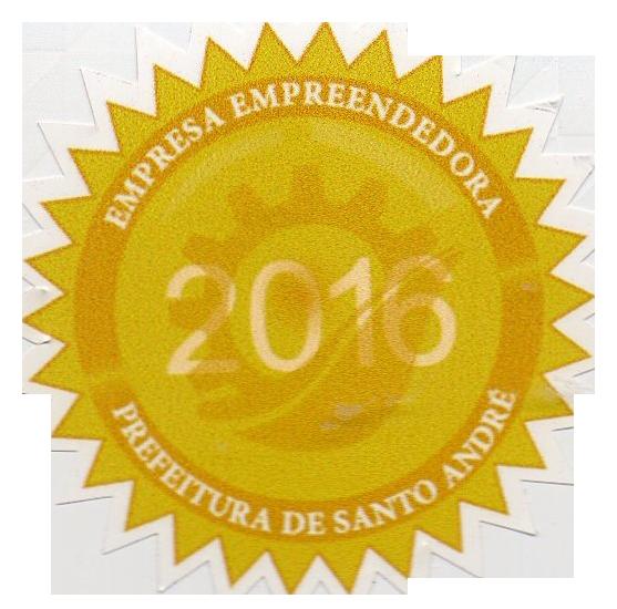 Selo Empresa Empreendedora 2016
